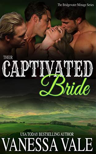 Pattern Yellow Cross (Their Captivated Bride (Bridgewater Ménage Series Book 3))