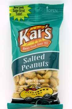 Kars Salted Peanuts (Pack Of 200)