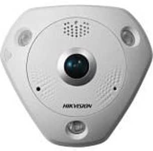 Câmera de vigilância de rede Hikvision DS-2CD6362F-IVS