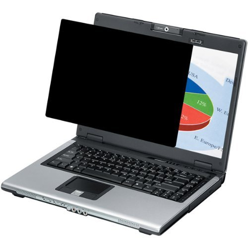 Fellowes - Laptop / Flat Panel Privacy Filter - 22'' Widescreen