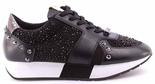 Liu Jo Ladies Running Aura Sneakers Nere