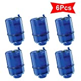 AMOUSTORE RF-9999 Water Purifier,Replacement Water Filter,Get Clean and Refreshing Water Quickly,Compatible with Pur RF-9999 Faucet Replacement Water Filter (6pcs)