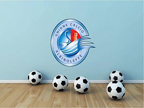 UC AlbinoLeffe FC Italy Soccer Football Sport Art Wall Decor Sticker 23'' X 21'' by postteam