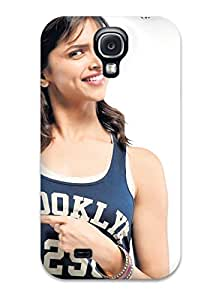 Hot 1147230K94186519 Design High Quality Deepika Padukone 15 Cover Case With Excellent Style For Galaxy S4