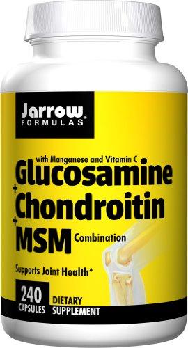 Jarrow Formulas Glucosamine Chondroitin caps