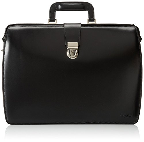 Jack Georges Classic Briefbag, Black, One Size for sale  Delivered anywhere in USA