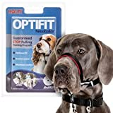 Halti Opti Fit Head Collar for Dogs guarantees to stop your dog pulling Size:Small