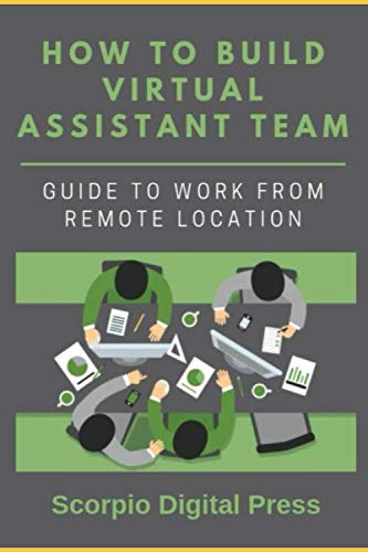 Remote Computer Monitoring - How to Build Virtual Assistant Team: Guide to Work from Remote Location