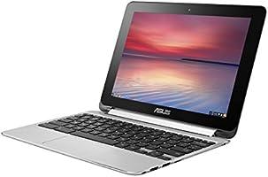 ASUS C100PA-DB02 10 1-inch Touch Chromebook Flip (1 8GHz, 4GB Memory, 16GB  eMMC, Google OS), All Metal Body