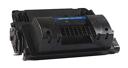 High Yield Micr Print - MICR Print Solutions 81XM Compatible Cf281X M 81X High-Yield Micr Toner Cartridge Black