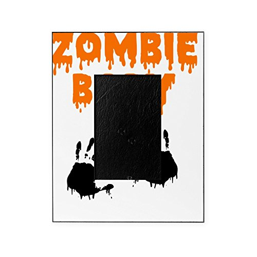 CafePress - Zombie Baby - Decorative 8x10 Picture Frame