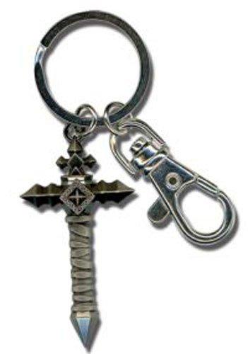 Amazon.com: Castlevania Lords of Shadow metal Llavero Cruz ...