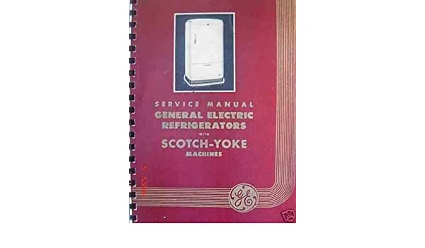 ge refrigerator monitor top repair manual vol vintage 1934 42 ge refrigerator monitor top repair manual vol 2 vintage general electric refrigerator repair manual general electric technical services