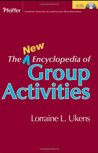 The New Encyclopedia of Group Activities CD-ROM Included