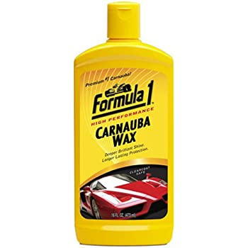 formula 1 carnauba liquid car wax high gloss. Black Bedroom Furniture Sets. Home Design Ideas