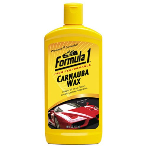 Formula 1 Car Polish - Formula 1 Carnauba Liquid Car Wax High-Gloss Shine