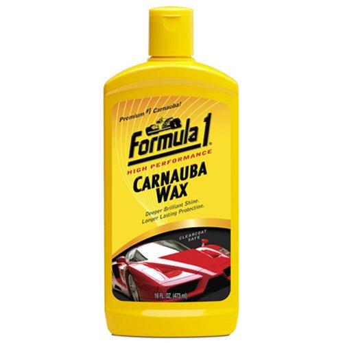 Formula 1 Carnauba Liquid Wax  473 ml   615029