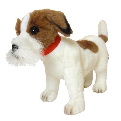 jack russel terrier plush