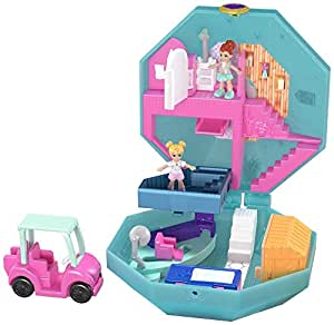 Polly Pocket Big World #4 Doll, Multicolor