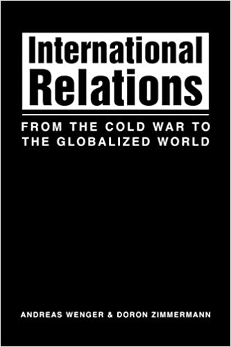 Amazon com: International Relations: From the Cold War to the