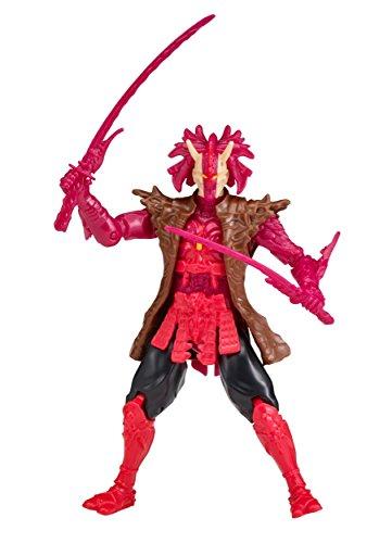 Power Rangers Super Ninja Steel Action Figure, Villain Ripcon