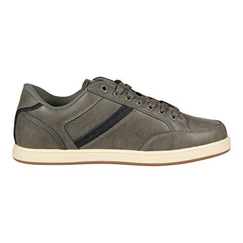 Charcoal Gris Cypress gris Levis Hombre Sneaker TwxqFTUza