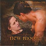 (12x12) Twilight: New Moon Movie (Jacob & Bella) Official 18-Month Wall Calendar 2011