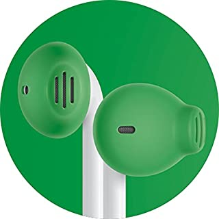 695c7174f9a EarSkinz EarPod Covers (ES2) - Green - for Apple iPhone 7 / 6S / 6 / 5S /  5SE / 5C / 5 (B00OBSKVUQ) | Amazon price tracker / tracking, Amazon price  history ...