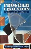Program Evaluation 9780830414154