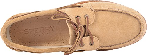 Sperry Mens Un / O 2-eye Camoscio Sabbia