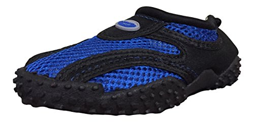 Image of The Wave Childrens Kids Water Shoes Pool Beach Aqua Socks