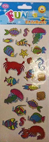 Fun Stickers Sealift 918