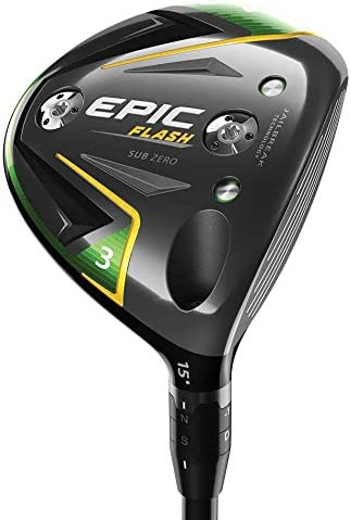Callaway Epic Flash Sub Zero Fairway Wood