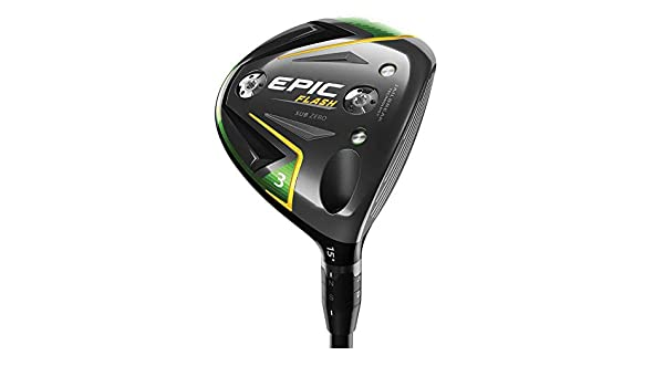 Callaway Golf 2019 Epic Flash Sub Zero Fairway Wood: Amazon ...