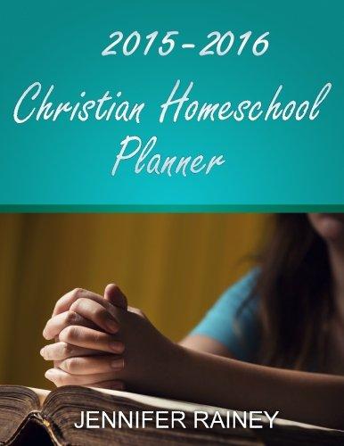 Download 2015-2016 Christian Homeschool Planner pdf