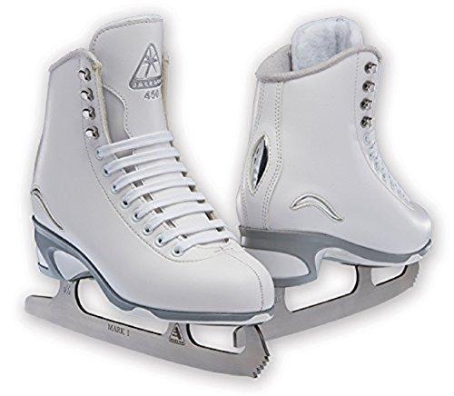 Figure Jackson Foam Skates (Jackson JS 450 SoftSkate Adult Figure Ice Skates (Size 5))