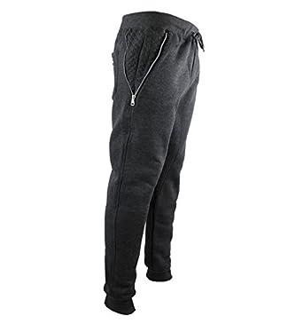 Gov denim Jogging sarouel Homme - gris matelassé D901 HG-DG - XL ... 795d3924ff3