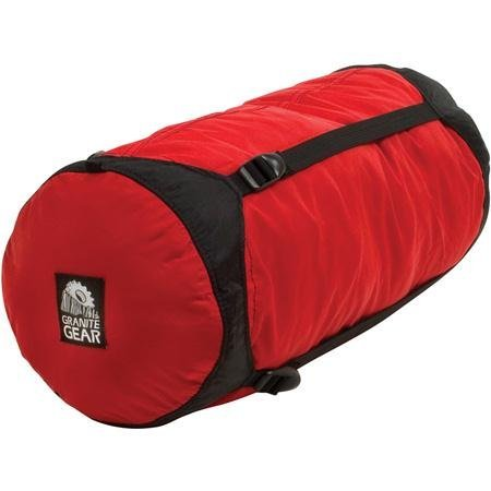 Granite Gear Round Rock Solid Compression Sacks,50L (Solid Stuff Sack)