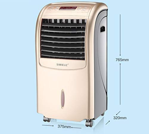 Xxyk Household air Cooler Cool Warm Air Cooler Refrigeration Household Mobile Small Air Conditioning by Xxyk (Image #1)