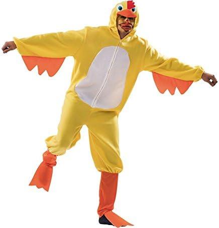Disfraz de Pollito para hombre: Amazon.es: Productos para mascotas
