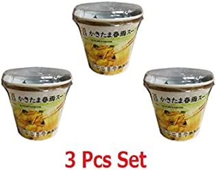 【3 Cups Set!!】Ace Cook Seven Premium Egg Soup Glass Noodle from