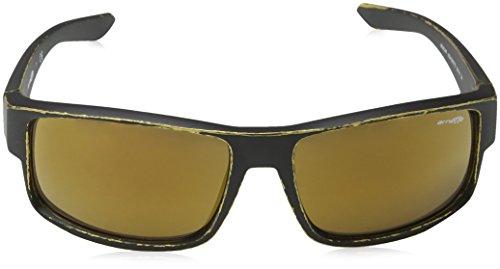Matte Sonnenbrille Tumbled BOXCAR Arnette Gold AN4224 BC1vwWd