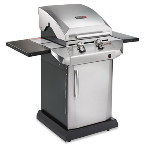 char broil performance tru infrared 340 2 burner gas grill new ebay. Black Bedroom Furniture Sets. Home Design Ideas