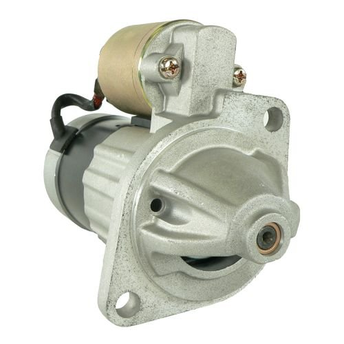 Db Electrical Shi0129 Starter For  Yanmar Tractor Various Models 1986-On W Yanmar 28Hp Gas 3Tg66 3Tg72,F912 F932 John Deere Front Lawn Mower 1987-On by DB Electrical