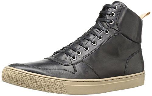 Rush by Gordon Rush Men Monroe Fashion Sneaker Black