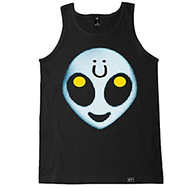 FTD Apparel Men's Jack U Alien Tank Top