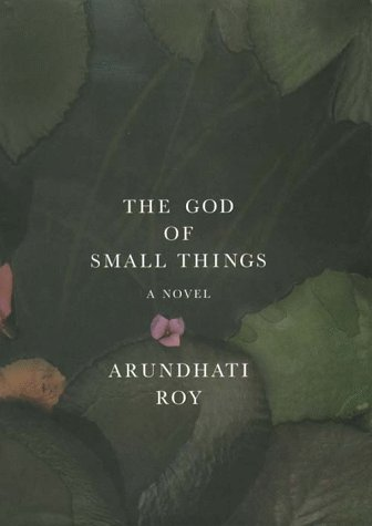 The God of Small Things (G K Hall Large Print Book Series)