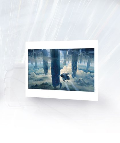 Image of Awakening: the Art of Halo 4 - Collectable Limited Special Run Edition with Signed Print