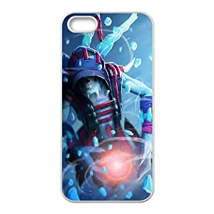 iPhone 5 5s Cell Phone Case White Defense Of The Ancients Dota 2 LICH Suszp