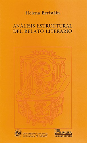 Analisis estructural del relato literario/ Structural Analysis of Literary Narratives
